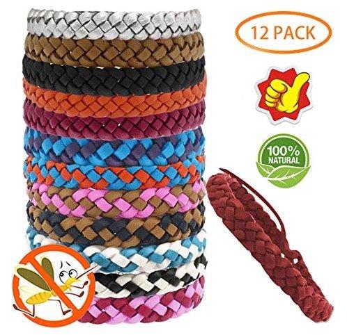 Lebexy Mückenschutz Armband für 3,98€ inkl. Versand (Prime)