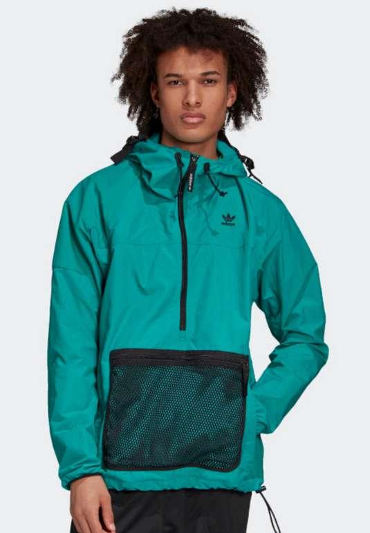 "Adidas Herren Windbreaker Karkaj in ""Glory Green"" für 55,98€ inkl. Versand (statt 70€)"