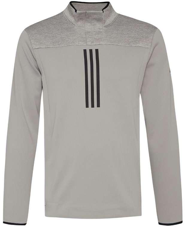 Adidas Team Issue 1/4 Zip Herren Sweatshirt für 27,94€ inkl. Versand (statt 40€)