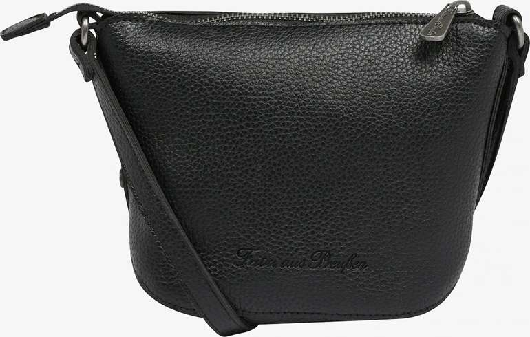Fritzi aus Preußen Tasche 'Ally' in schwarz für 25,42€ inkl. Versand (statt 33€)