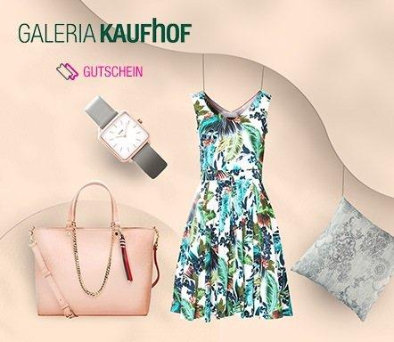 Bis zu 80€ Rabatt bei Galeria Kaufhof dank RoseDeal Gutscheine