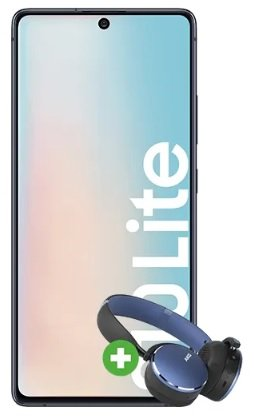 Samsung Galaxy S10 lite (49€) + AKG Y500 Wireless Kopfhörer (gratis) im o2-Vertrag Blue All-in M (5 GB) für 19,99€ mntl.