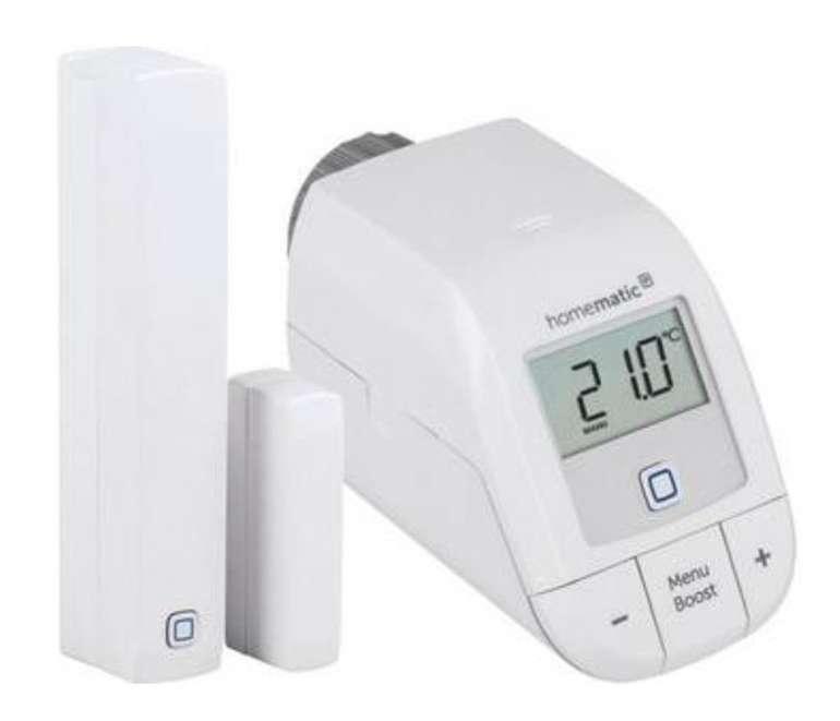 Homematic IP HmIP-SK9 Starterkit Heizen für 34,99€ inkl. Versand (statt 41€)