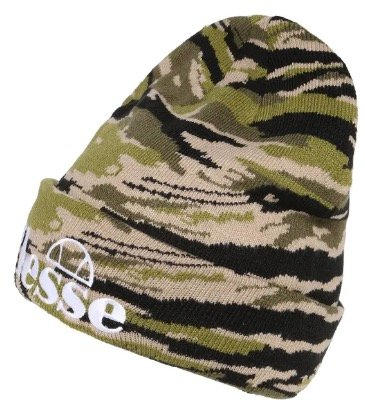 Ellesse Mütze 'Velly' in grün/khaki für 11,45€ (statt 23€)