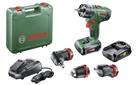 Bosch Advanced Impact 18 Akku-Schlagbohrschrauber (2. Akku, Koffer) für 134,10€