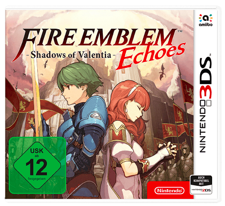 Fire Emblem Echoes: Shadows of Valentia (Nintendo 3DS) für 10€ (statt 25€)