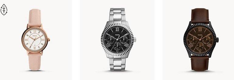 Fossil Rabatt Uhren 2