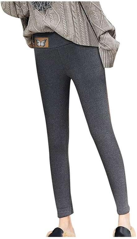 Shuanaga gefütterte Damen Leggings für je 10,80€ inkl. Versand (statt 16€)