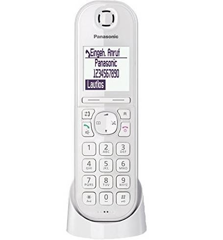Panasonic KX-TGQ200 (IP-Telefon, schnurlos) für 20€ inkl. Versand (statt 28€)