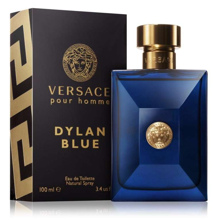 200ml Versace Dylan Blue Pour Homme Herren Eau de Toilette für 48€ inkl. Versand (statt 58€)