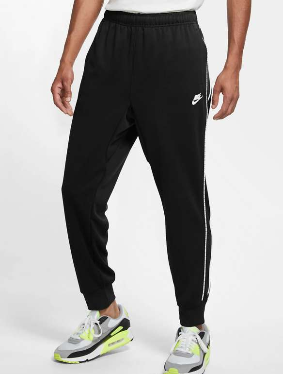 Nike Sportswear Herren-Jogger in schwarz für 34,99€inkl. Versand (statt 39€) - Nike Member!