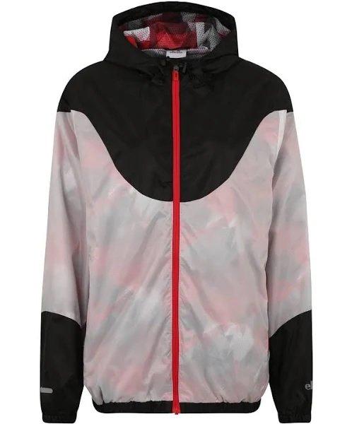 Ellesse Carini Windrunner für Damen in grau / rosa /schwarz für 31,44€ inkl. Versand (statt 51€)