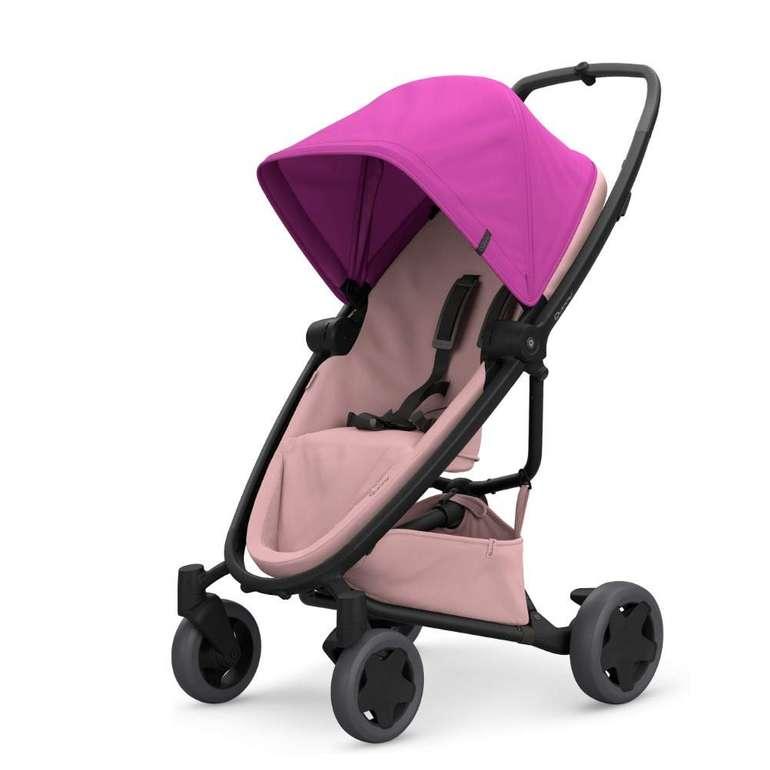 Quinny Buggy Zapp Flex Plus in 'Pink on Blush' für 186,33€ inkl. Versand (statt 249€)