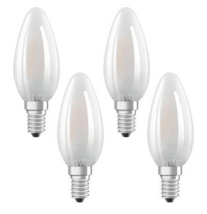 4er Pack Osram LED Star Classic Kerzenlampen (E14 Fassung) für 7,90€ inkl. Versand (statt 20€)