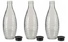 3er Set SodaStream Glaskaraffen (je 0,6L) für 17,90€ inkl. Versand (statt 32€)