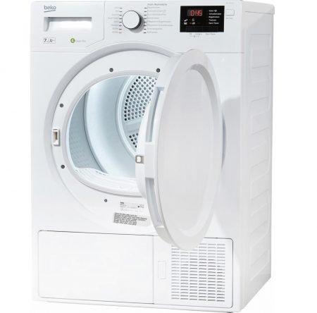 Beko Wärmepumpentrockner DPS7405W3 (A++, 7kg) für 363,60€ inkl. VSK (statt 397€)