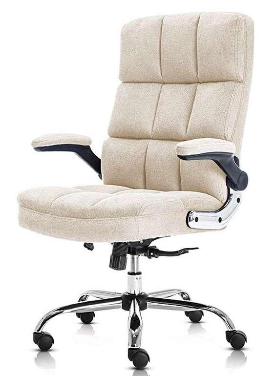 Yamasoro ergonomischer Schreibtischstuhl mit aufklappbaren Armlehnen für 99,99€ inkl. Prime Versand (statt 200€)