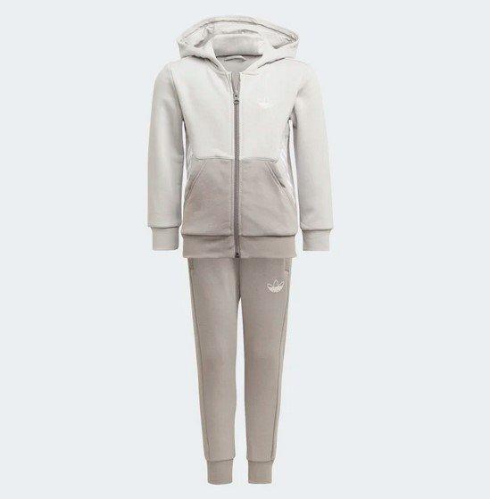 Adidas SPRT Collection Full-Zip Kinder Hoodie-Set für 28,80€ inkl. Versand (statt 63€)
