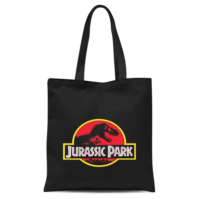 Jurassic Park Bundle: T-Shirt + Tasche für 11,48€ (statt 21€)