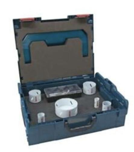 Bosch HSS-Bi-Metal Progressor Lochsägen-Set 8 tlg. 20-114mm Trockenbau L-Boxx für 79,99€ inkl. Versand (statt 102€)