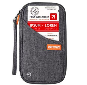 Defway Ausweistasche mit RFID-Schutz für 9,59€ inkl. Prime (statt 16€)