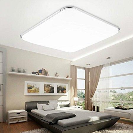 HENGDA Wand- Deckenleuchten reduziert, z.B. 36 Watt LED Lampe ab 23,09€