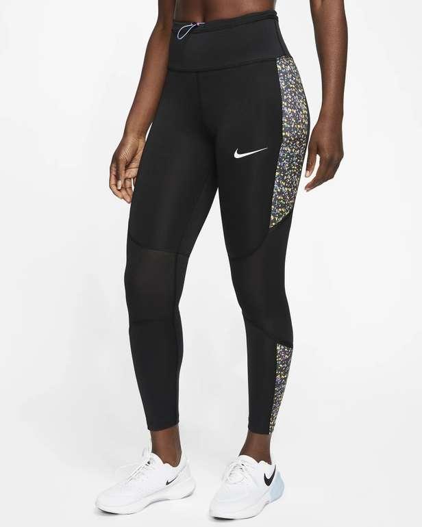 Nike Icon Clash Fast Damen Tights in 2 Farben für je 31,18€ inkl. Versand (statt 39€) - Nike Membership!