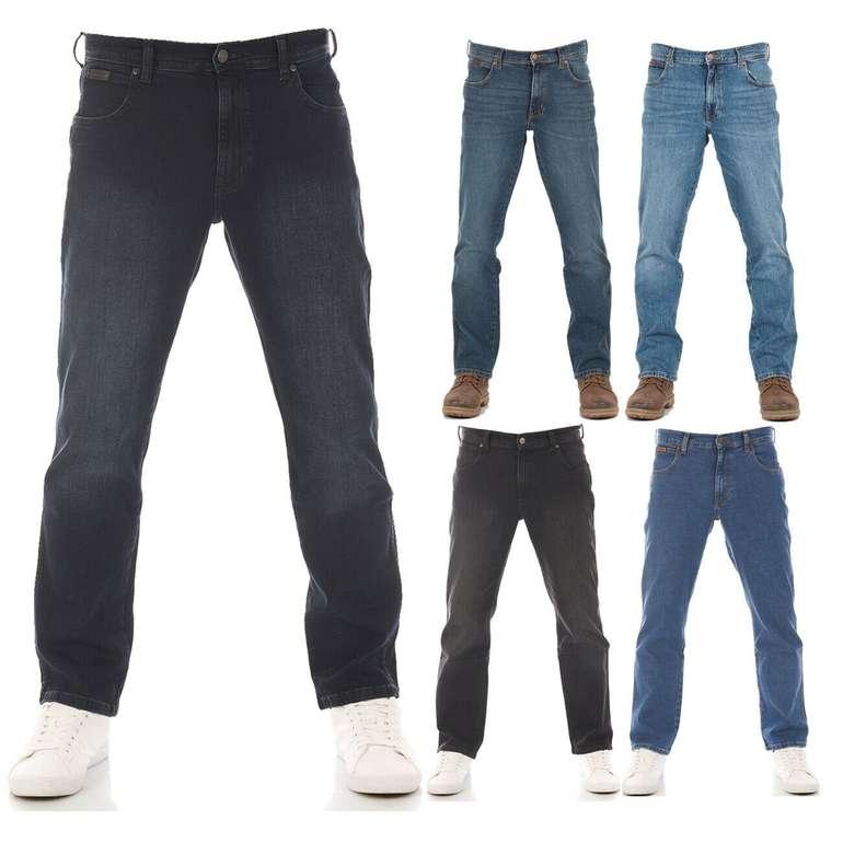 """Wrangler Herren Jeans """"Texas"""" (Stretch, Regular, Straight) für 49,95€ inkl. Versand (statt 70€)"""