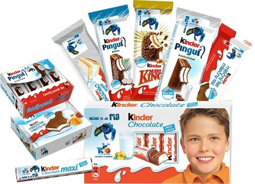 Ferrero Kindertag: Kinder Produkte gratis testen - nur am 20.09.2017