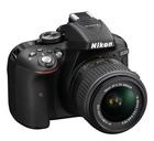 Nikon D 5300 DSLR-Kamera mit 18-55mm Objektiv für 384€ (statt 485€) - Masterpass