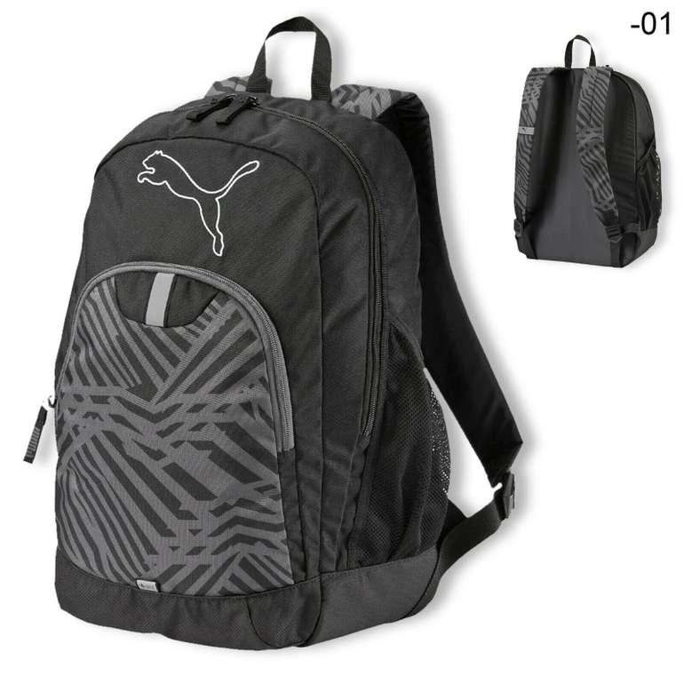 Puma Echo Rucksack in Grau für 16,99€ inkl. Versand (statt 20€)