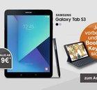 Samsung Galaxy Tab S3 9.7 WiFi & LTE + bis 20GB Telekom LTE ab 29,95€ mtl.