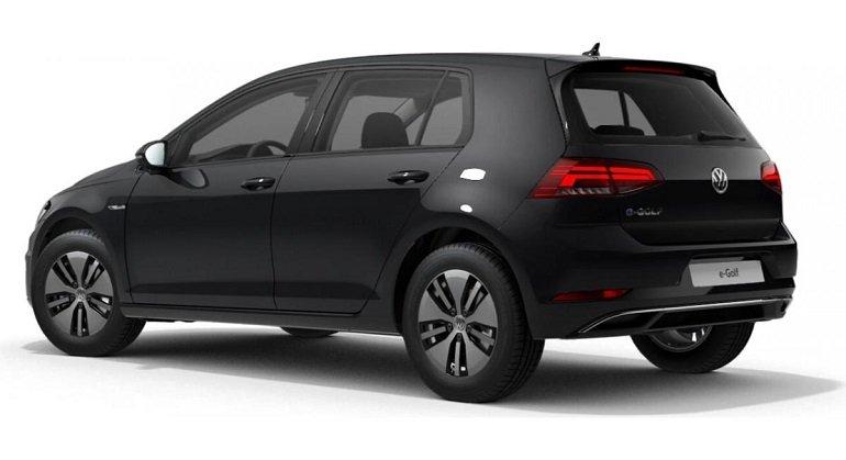 Volkswagen Golf E Leasing 2