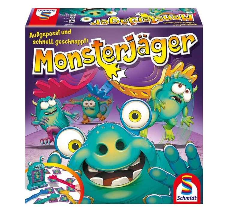 Schmidt 40557 - Monsterjäger Reaktionsspiel für 14,69€ inkl. Versand (statt 19€)