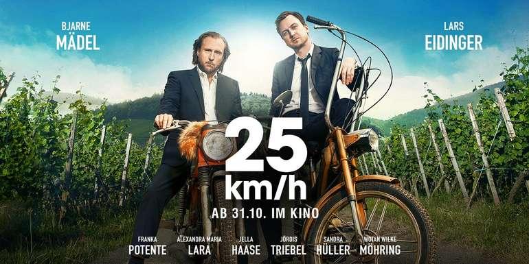 Kinofilm 25kmh