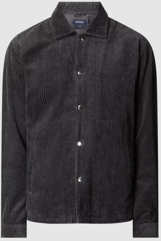 McNeal Slim Fit Cordhemd aus Baumwolle in vers. Farben zu je 19,99€inkl. Versand (statt 30€)