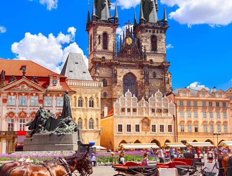 Prag im 4 Sterne Iris Hotel Eden ab 16€ pro Person/Nacht