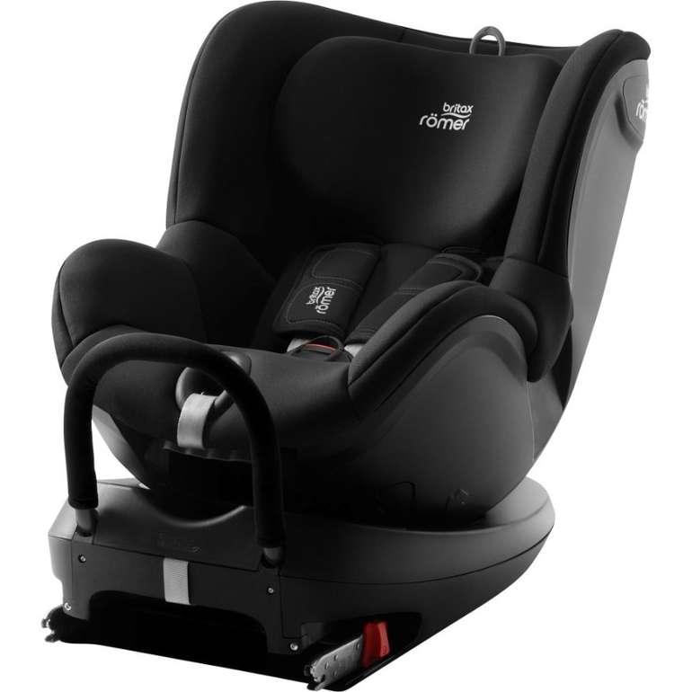 Britax Römer Kindersitz Dualfix 2 R Cosmos Black für 248,39€ (statt 289€) + 10-fach babypoints
