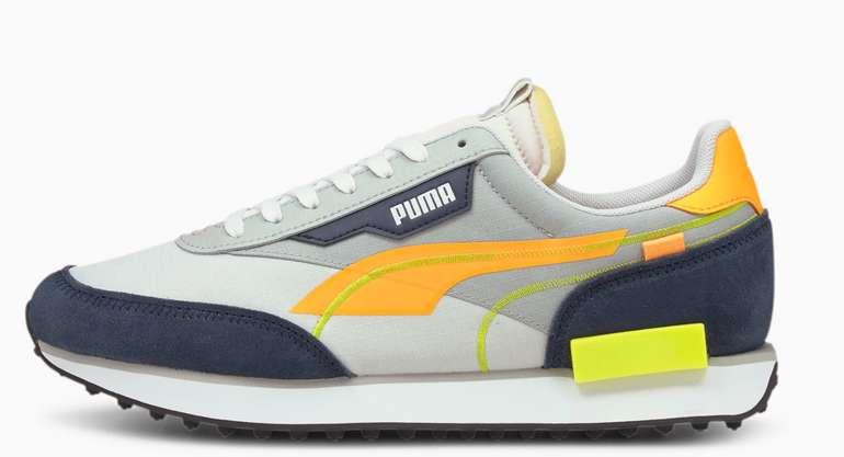 Puma Rider Sale bis zu 50% Rabatt (+ 20% EXTRA) z.B. Future Rider Twofold SD Sneaker für 47,96€ (statt 73€)