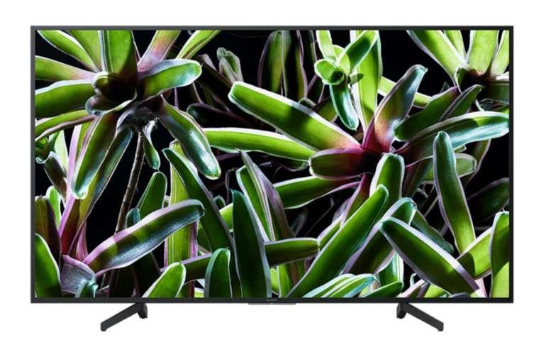 Sony KD-65XG7005 LED TV in schwarz mit 65 Zoll für 599€inkl. Versand