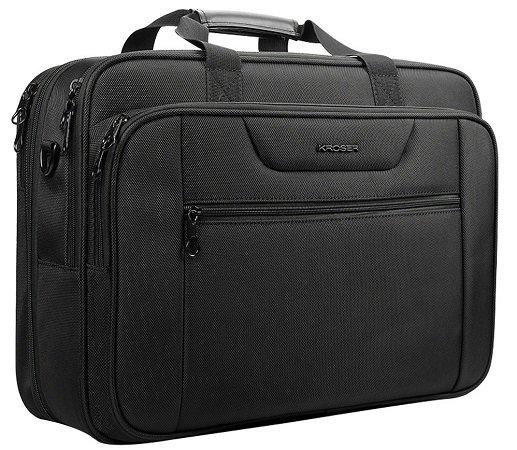 Kroser - 18,5 Zoll Business Laptop Umhängetasche für 23,39€ inkl. VSK