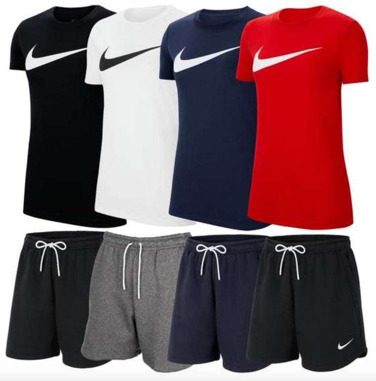 Nike Damen Freizeit Outfit Team Park 20 für 37,95€ inkl. Versand (statt 45€)