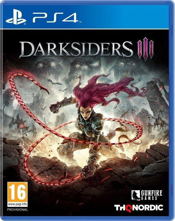 Darksiders 3 (Playstation 4) für 12,50€ inkl. Versand (statt 18€)