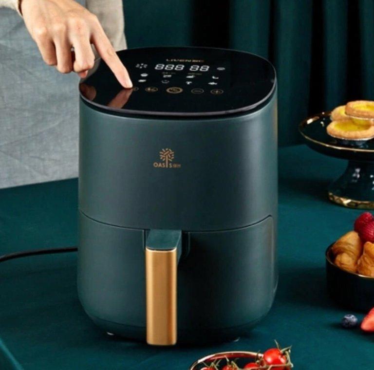 Best Liven G-5 Air Fryer mit 2.5 Liter für 71,39€ inkl. Versand (statt 100€)