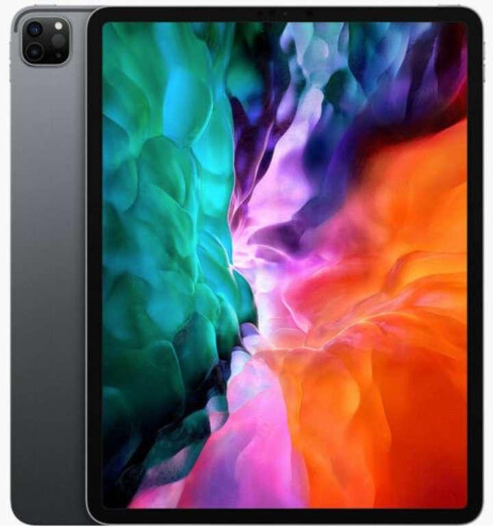 "Apple iPad Pro 2020 (12,9"", Wi-Fi, 256GB Speicher) in Space Grau (4. Generation) für 1.025€ (statt 1.113€)"