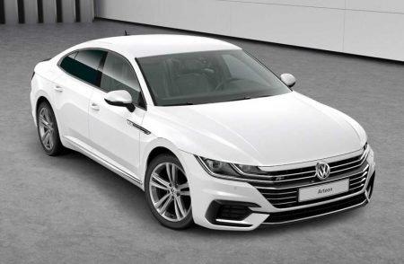 Gewerbe: Volkswagen Arteon R-Line 2.0 TSI für 166€ Netto mtl. leasen (LF: 0,39)