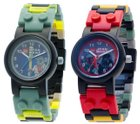 Lego Kinder Uhren (verschiedene Modelle) z.B. Batman, StarWars -50%, z.B. 12,49€