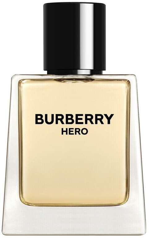 Burberry Hero Eau de Toilette 50 ml + Duschgel für 48,26€ inkl. Versand (statt 55€)