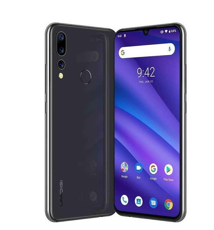 "Umidigi A5 Pro - 6,3"" Smartphone (4GB RAM, 32GB Speicher, Triple Kamera) für 60,99€ inkl. Versand (statt 81€)"