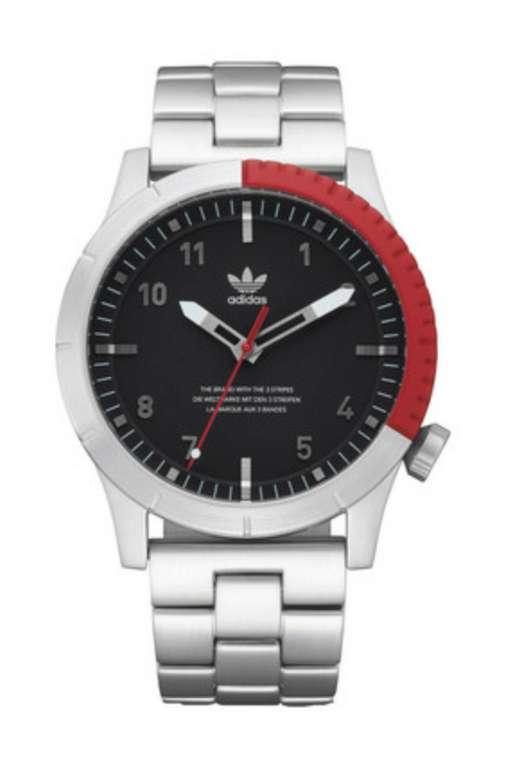 iBOOD: viele Adidas Armbanduhren zu starken Preisen - z.B Adidas Uhr Cypher für 55,90€ (statt 95€)